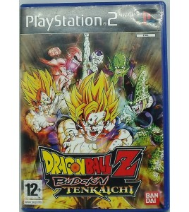 Dragon Ball Z Budokai Tenkaichi sur Playstation 2 PS2 avec Notice Games And Toys