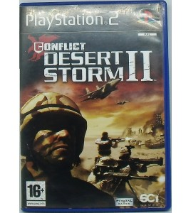 Conflict Desert Storm 2 sur Playstation 2 PS2 avec Notice Games And Toys