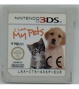 I Love My Pets sur Nintendo 3DS  & 2DS L114
