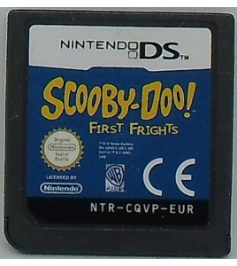 Scooby-Doo Opération Chocottes sur  DS, 3DS  & 2DS L117