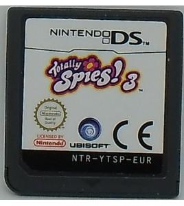Totally Spies! 3 Agents Secrets sur Nintendo DS, 3DS  & 2DS L121
