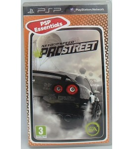 Need for speed : prostreet Essentials sur PSP avec Notice