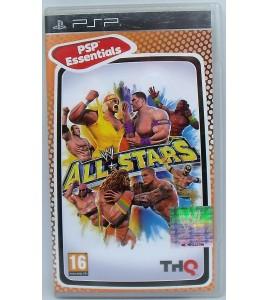 WWE all stars - collection essentiel sur PSP avec Notice