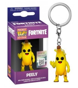 Fortnite porte-clés Pocket POP! Vinyl Peely 4 cm