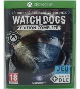 Watch Dogs - édition complète sur Xbox One sans Notice