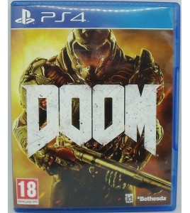 Doom Ben   sur PS4 Playstation 4 Sans Notice
