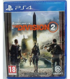 Tom Clancy's : The Division 2  sur PS4 Playstation 4 Sans Notice