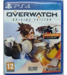 Overwatch - édition origins  sur PS4 Playstation 4 Sans Notice