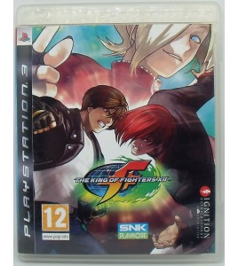 King of fighter 12 sur Playstation 3 PS3 avec Notice ME23