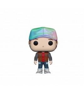 Figurine Pop Funko Retour vers le Futur - Pop Vinyl Marty in Future Outfit 9 cm