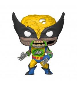 Figurine Pop FunkoMarvel - PopZombie Wolverine 9 cm