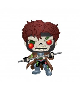 Figurine Pop Funko Marvel - Pop Zombie Gambit 9 cm
