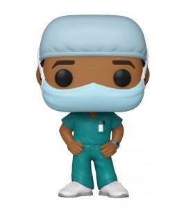 Figurine Pop Funko Front Line Worker 02  9 cm
