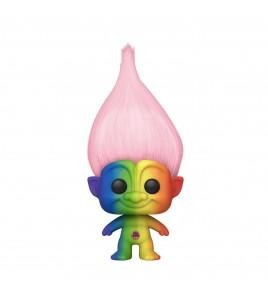 Figurine Pop Funko Trolls  - Pop Pink Hair Convention Exclusive 9 cm