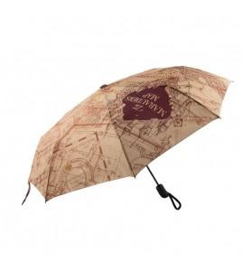 Harry Potter parapluie Carte du Marauder