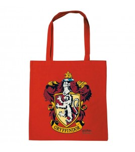 Harry Potter sac shopping Gryffindor