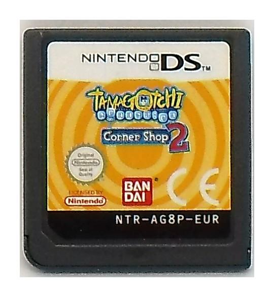 Tamagotchi Connexion Corner 2 sur Nintendo DS, 3DS  & 2DS L125