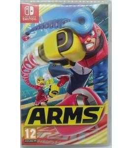 Arms sur Nintendo Switch sans Notice