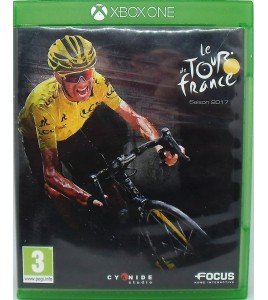 Tour de France 2017 sur Xbox One sans Notice