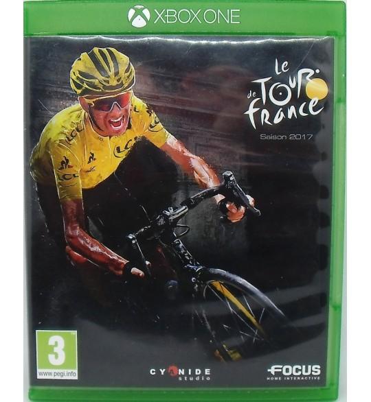 Tour de France 2017 sur Xbox One sans Notice