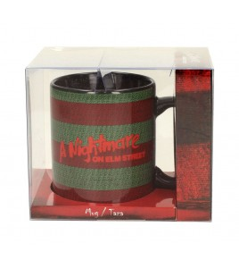 Nightmare on Elm Street mug Freddy Colors