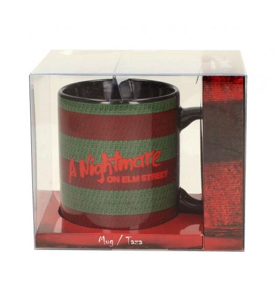 Nightmare on Elm Street mug Freddy Colors