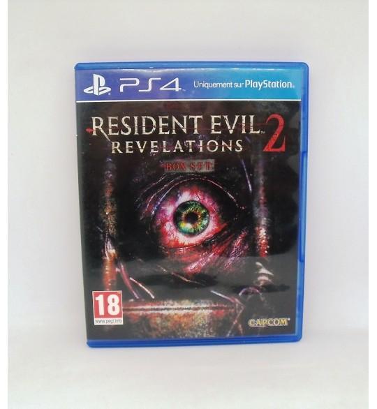 Resident Evil : Revelations 2 sur Playstation 4 PS4 sans Notice