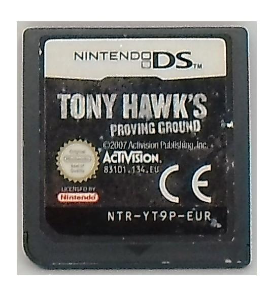 Tony hawk's proving ground sur Nintendo DS, 3DS  & 2DS L129