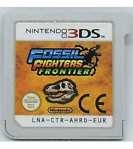 Fossil Fighters: Frontier sur Nintendo 3DS  & 2DS L131