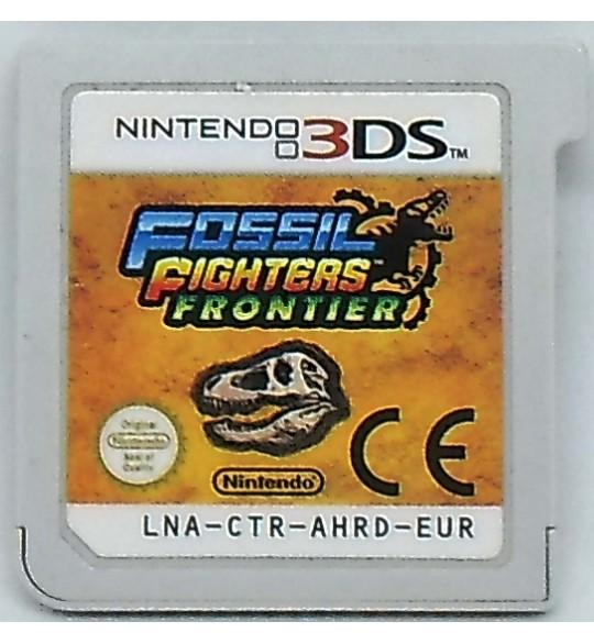 Fossil Fighters: Frontier sur Nintendo 3DS  & 2DS L131