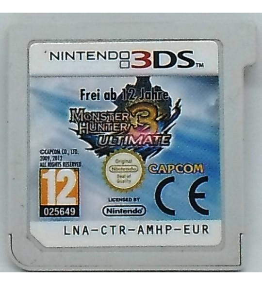 Monster Hunter 3 - Ultimate sur Nintendo 3DS  & 2DS L132