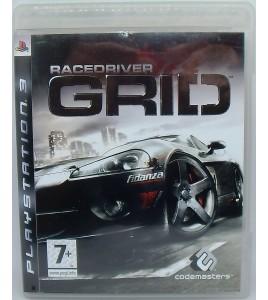 Race Driver Grid sur Playstation 3 PS3 avec Notice