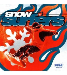 Snow Surfers sur Dreamcast