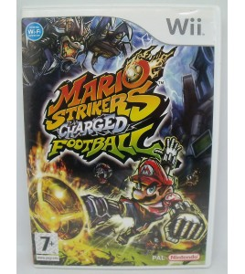 Mario Strikers Charged Football sur Nintendo WII avec Notice