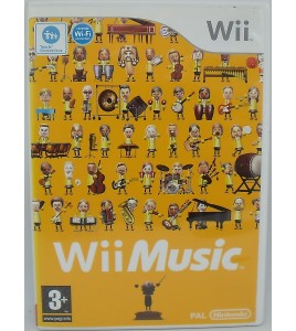 Wii music sur Nintendo WII avec Notice
