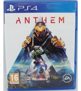 Anthem sur PS4 Playstation 4 Sans Notice