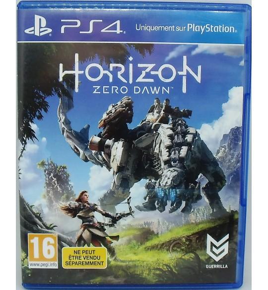 Horizon Zero Dawn sur PS4 Playstation 4 Sans Notice