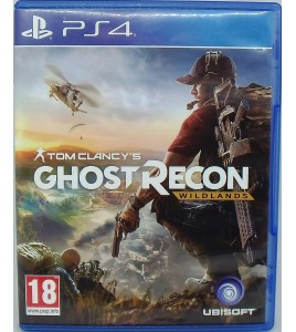 Ghost Recon : Wildlands sur PS4 Playstation 4 Sans Notice
