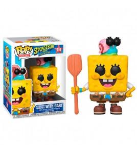 Bob l´éponge 2020 Pop Vinyl 916 SpongeBob Camping Gear 9 cm
