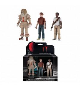 « Il » est revenu 2017 pack 3 figurines Set 3: Pennywise, Stan, Mike 12 cm