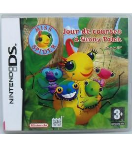 Miss Spider - Jour De Course À Sunny Patch sur Nintendo DS, 2DS & 3DS avec Notice