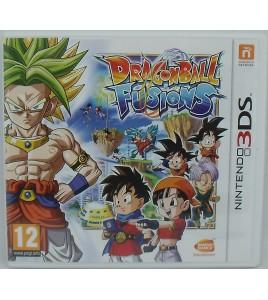 Dragon Ball Fusions sur Nintendo 3DS avec Notice  AG23