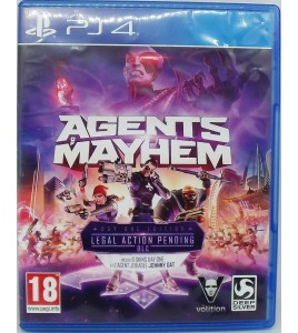 Agents of Mayhem sur PS4 Playstation 4 Sans Notice