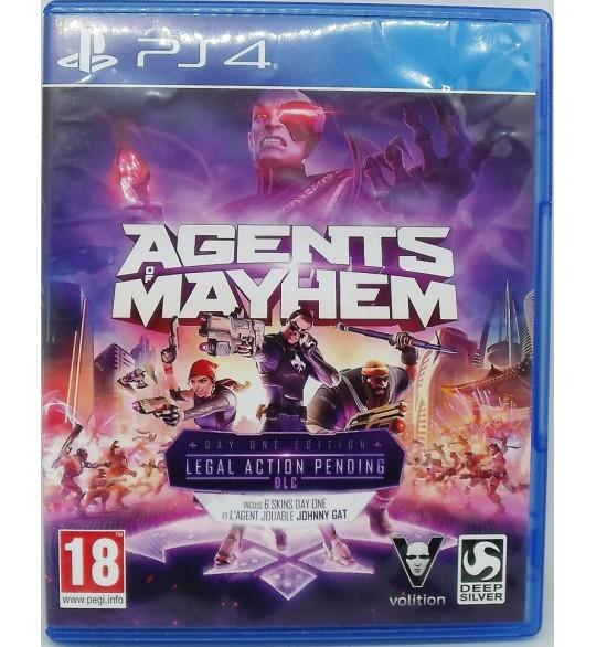 Agents of Mayhem sur PS4 Playstation 4 Sans Notice