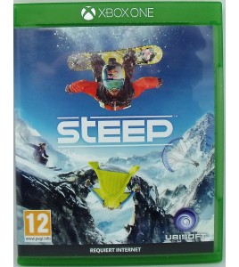 Steep sur Xbox One