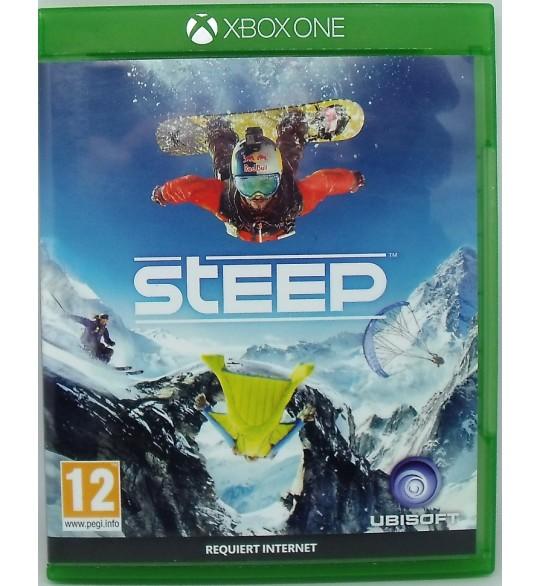 Steep sur Xbox One