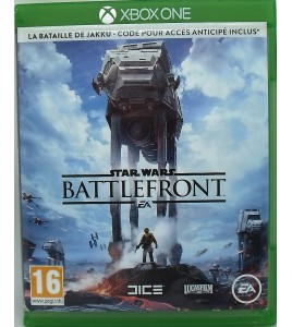 Star Wars : Battlefront sur Xbox One