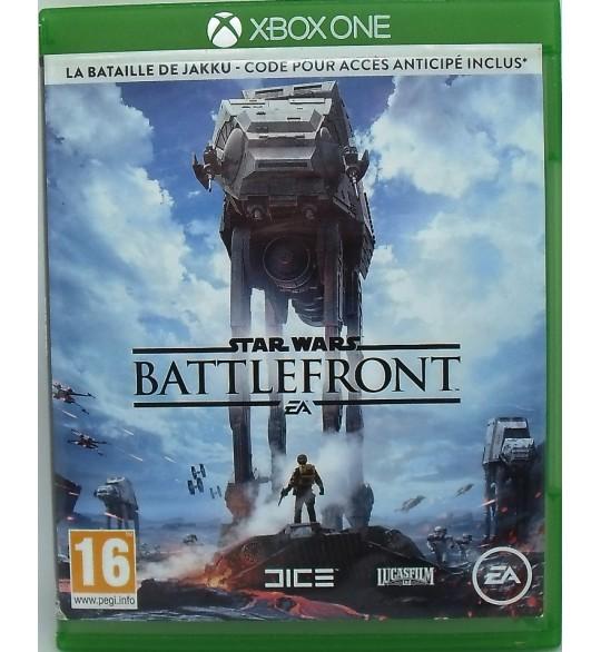 Star Wars : Battlefront sur Xbox One