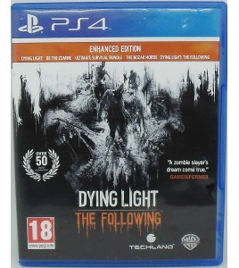 Dying Light : The Following sur PS4 Playstation 4 UK Version Sans Notice