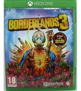 Borderlands 3 sur Xbox One sans Notice